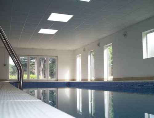 Swimming Pool Extension to Private Dwelling